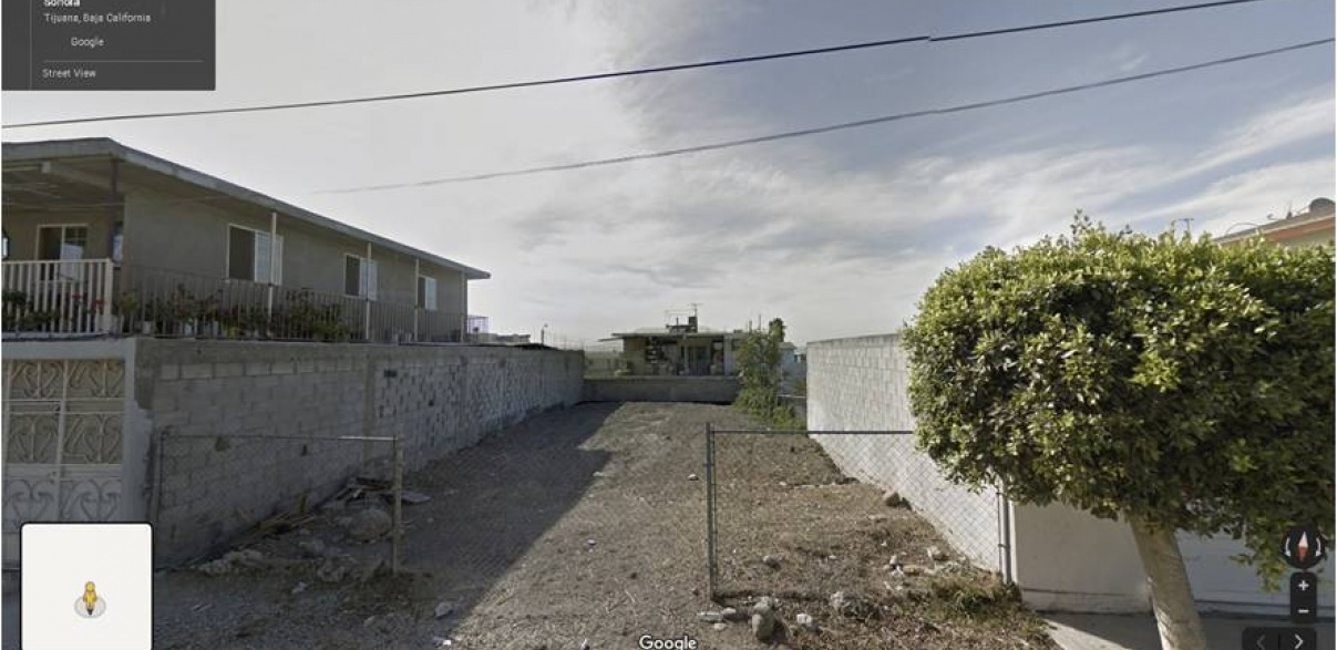 Terreno – Calle Sonora Mesa de Otay