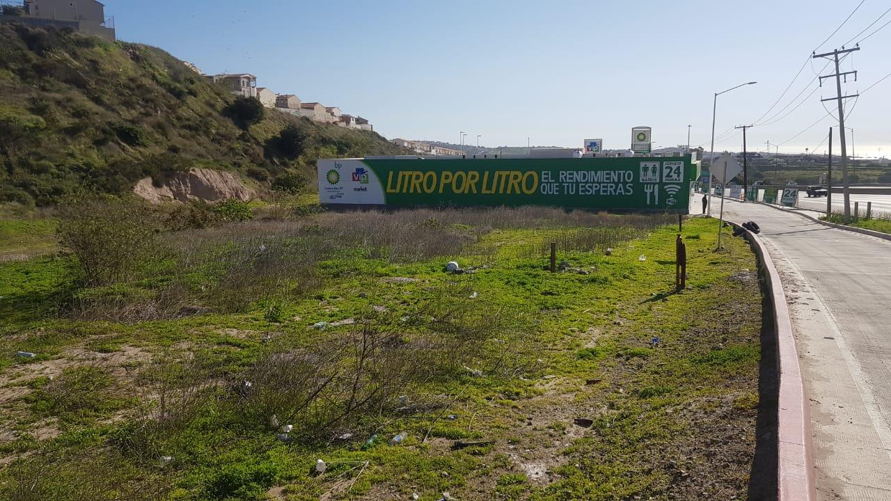 Venta de Terreno, Carretera Transpeninsular Tijuana-Rosarito Frente a Santa Fe; Tijuana, B.C.