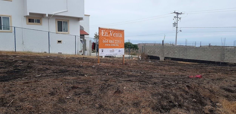 Terrenos en Venta con Vista Panorámica al Mar, Mar de Calafia; Carretera Libre Rosarito-Ensenada, B.C.
