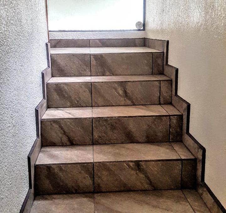 escaleras nueva
