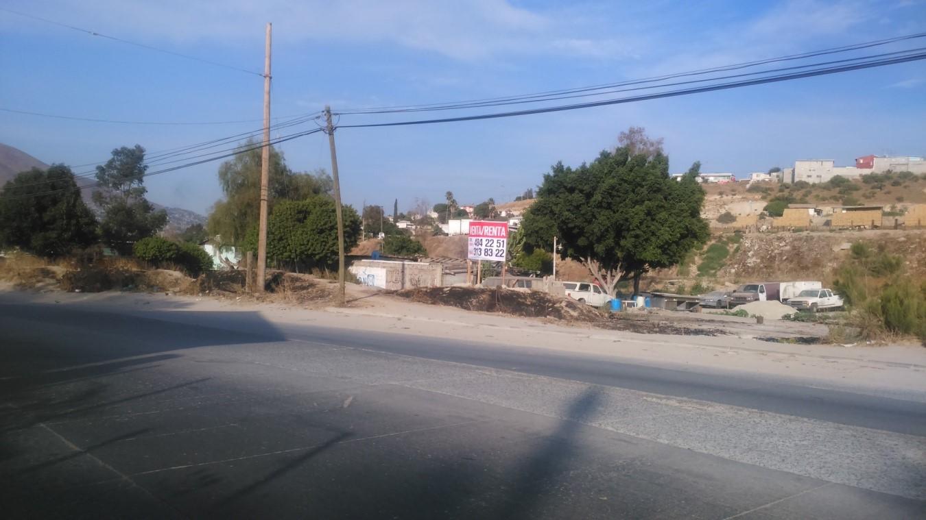 Terrenos en venta en Cañón del Sainz; Tijuana, B.C.