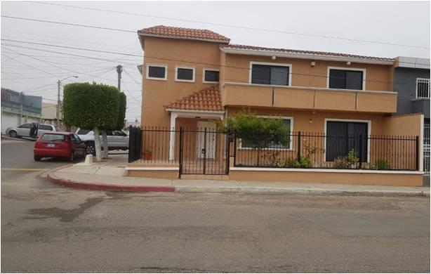 Casa en Renta, Fracc. Jardines del Sol, Playas de Tijuana