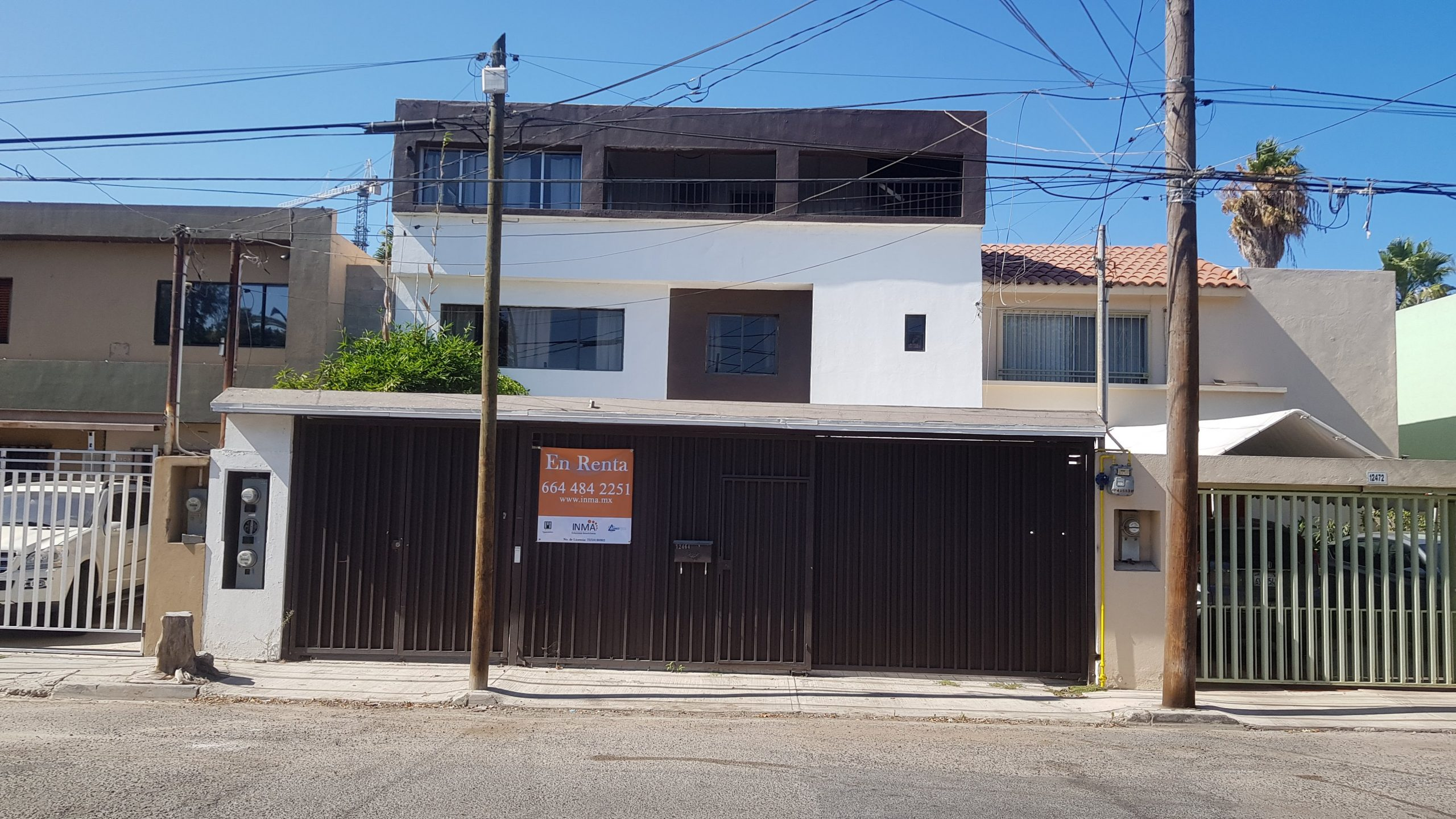 Departamento en Renta totalmente amueblado Planta Baja; Fraccionamiento El Paraíso